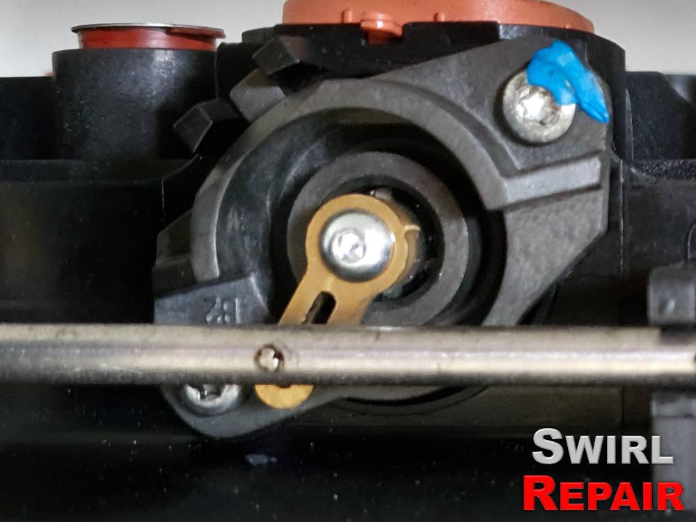 Reinforced BMW Swirl Flap Shaft